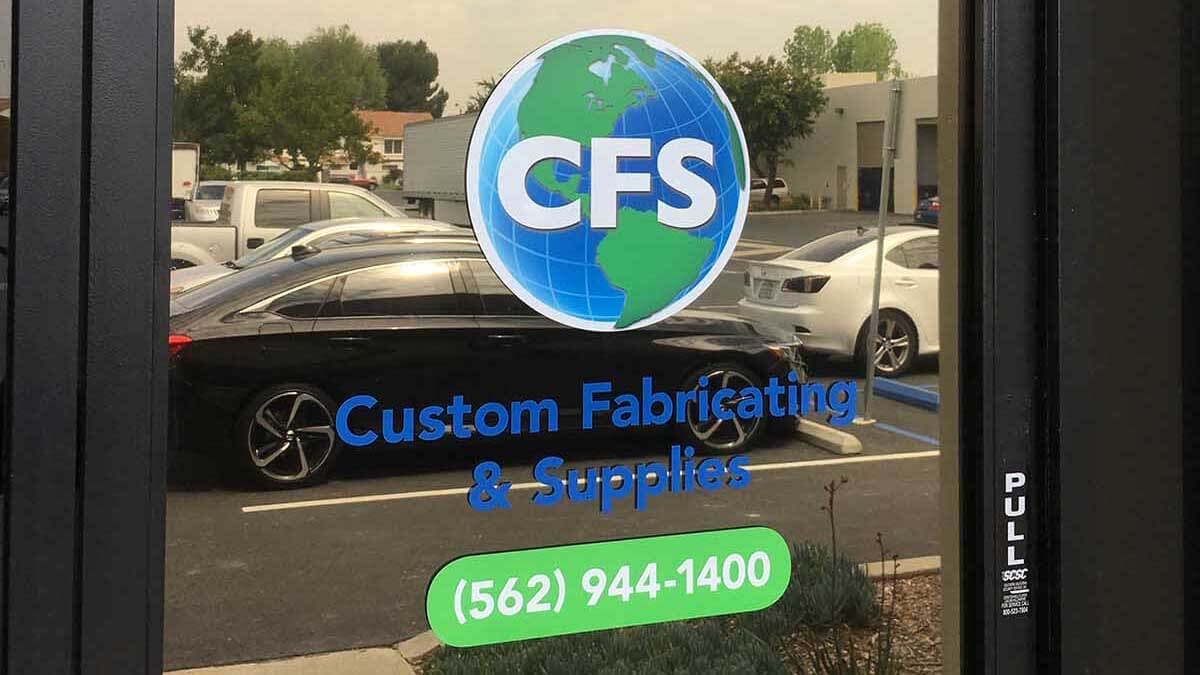 CFS Completes California Expansion