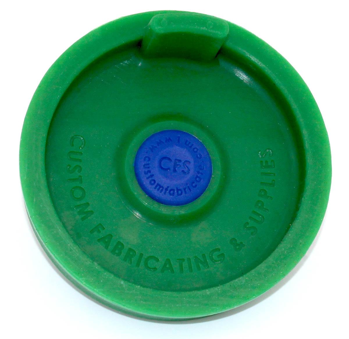 Vent Plug for masking during powder coating and e-coating