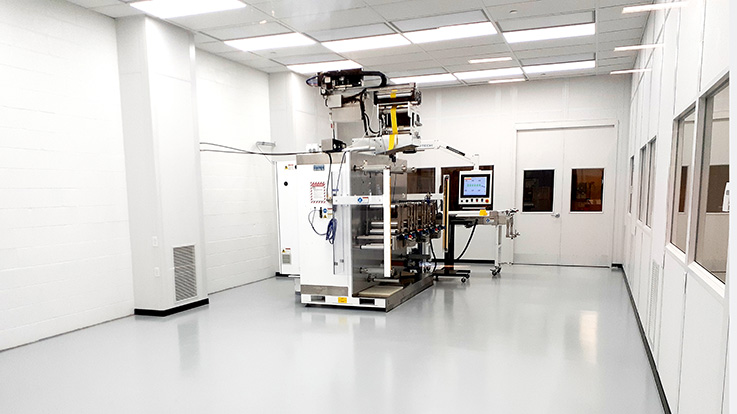 Clean Room Manufacturing and Die Cutting